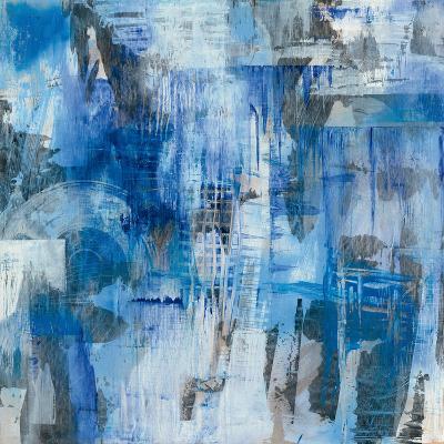 Industrial Blue-Melissa Averinos-Art Print