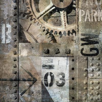 Industrial I-Dylan Matthews-Art Print