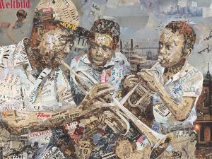 Blues Boys by Ines Kouidis