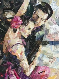 Tango Parisienne by Ines Kouidis