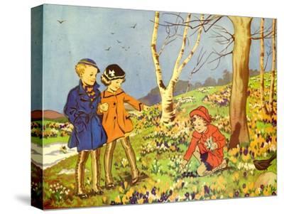 Infant School Illustrations, UK