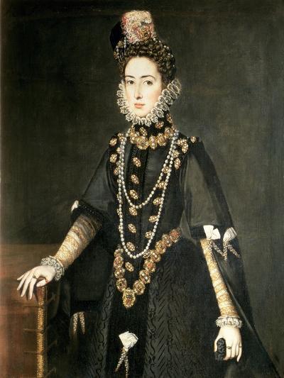 Infanta Catalina Micaela, Duchess of Savoy-Sofonisba Anguisciola-Giclee Print