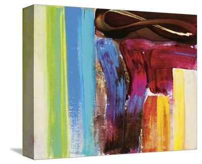 Infinite Discoveries No. 5-Joan Davis-Stretched Canvas Print