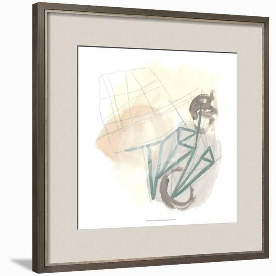 Infinite Object IV-June Erica Vess-Framed Giclee Print