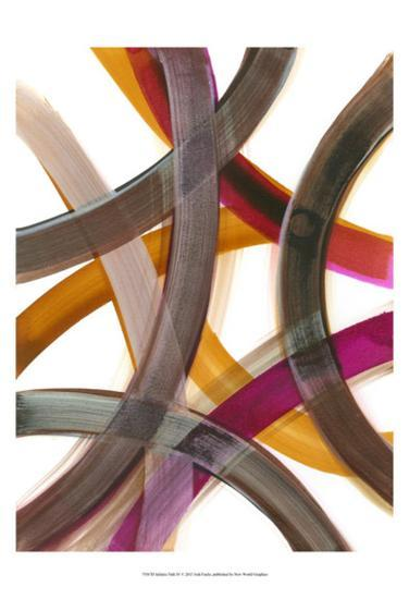Infinite Path IV-Jodi Fuchs-Art Print