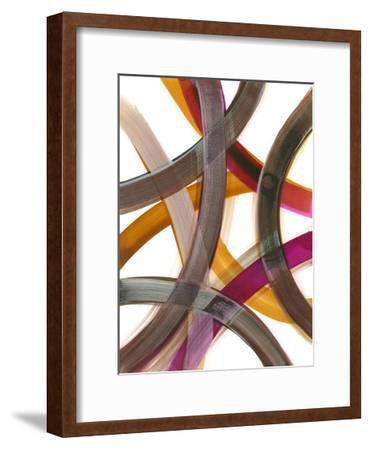 Infinite Path IV-Jodi Fuchs-Framed Art Print