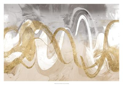 Infinite Swirl II-Jennifer Goldberger-Art Print