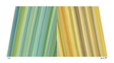 Infiniti Color IV-Louis Vega Trevino-Giclee Print