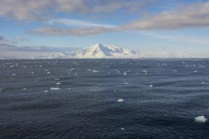 Antarctica. South of the Antarctic Circle by Inger Hogstrom