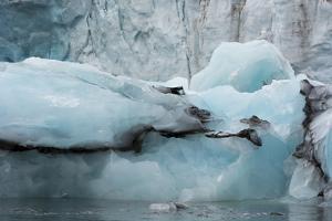 Norway. Svalbard. Spitsbergen. Hornsund. Brepollen by Inger Hogstrom