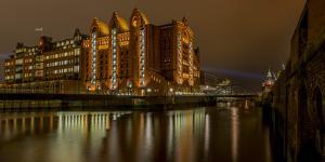 Germany, Hamburg, Speicherstadt (Warehouse District), Hafencity, Museum, Maritimes Museum by Ingo Boelter