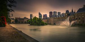 The Netherlands, Den Haag, Parliament, Politics, 'Binnenhof' by Ingo Boelter