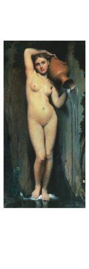 Ingres: The Spring, 1856-Jean-Auguste-Dominique Ingres-Giclee Print