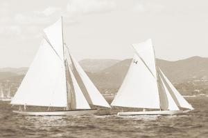 Days of Sail XXII by Ingrid Abery