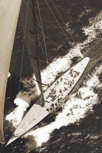 Full Sail II by Ingrid Abery