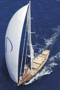 Open Sail by Ingrid Abery