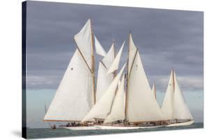 Sailing Close by Ingrid Abery