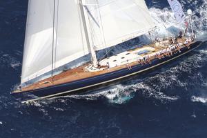 Sailing Past by Ingrid Abery