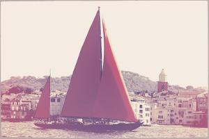 St Tropez by Ingrid Abery