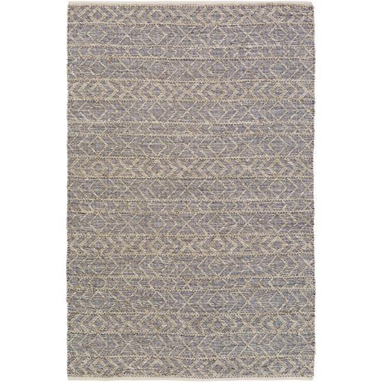 Ingrid Area Rug - Cobalt/Light Gray 8' x 10'--Home Accessories