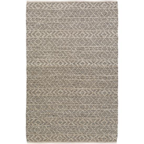 "Ingrid Area Rug - Gray/Light Gray 5' x 7'6""--Home Accessories"