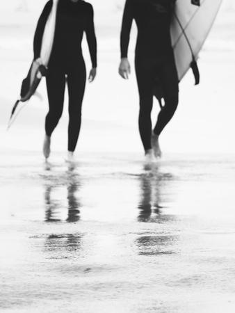 Catch A Wave Iii by Ingrid Beddoes