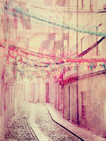 Street Party by Ingrid Beddoes