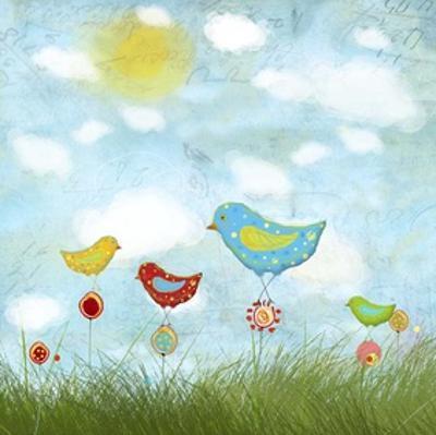 Bird Land by Ingrid Blixt