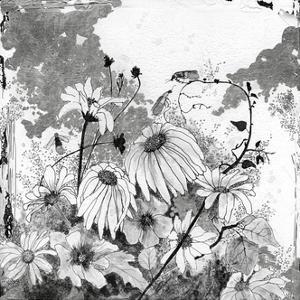 Iza's Garden I by Ingrid Blixt