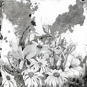 Iza's Garden II by Ingrid Blixt