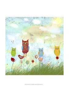 Owl Land by Ingrid Blixt