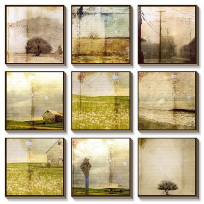 Underlayers of My Town by Ingrid Blixt