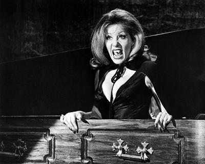 Ingrid Pitt - The House That Dripped Blood--Photo