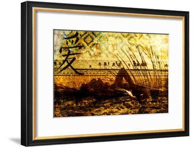 Ingrid Thai-Daniel Stanford-Framed Art Print