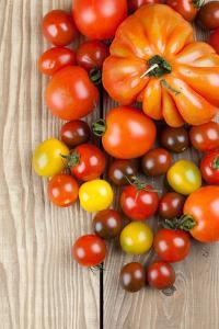 Tomatoes by IngridHS