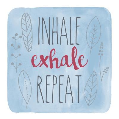 Inhale-Erin Clark-Giclee Print