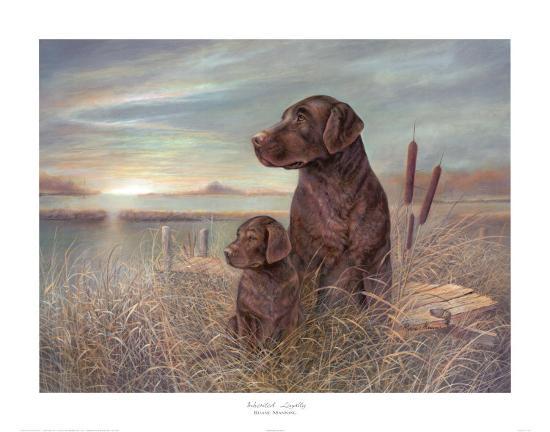 Inherited Loyalty-Ruane Manning-Art Print