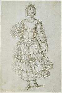A Daughter of the Morn, C.1611 by Inigo Jones