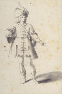 A Noble Persian Youth by Inigo Jones