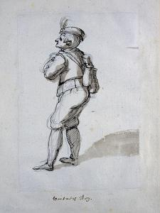 A Vintner's Boy by Inigo Jones