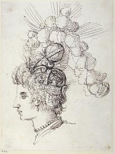 Bel-Anna, Queen of the Sea, C.1609 by Inigo Jones