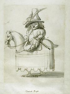 Dutch Page by Inigo Jones