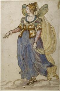 Lady Masquer by Inigo Jones