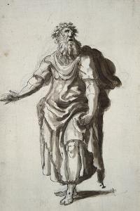 Merlin, C.1610 by Inigo Jones