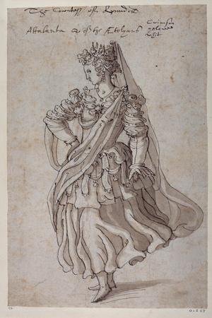 Queen Atalanta, 1609