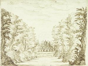 Theatre Sketches, 1635 by Inigo Jones