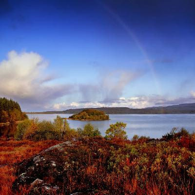 Inishfree Island in Lough Gill, County Sligo, Ireland-Chris Hill-Photographic Print