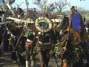 Initiation Rites of the Basari People, Senegal