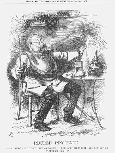 Injured Innocence, 1872-Joseph Swain-Giclee Print