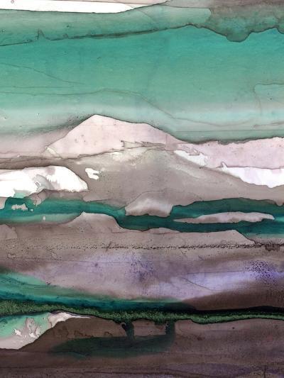 Ink Drips B-Tracy Hiner-Premium Giclee Print